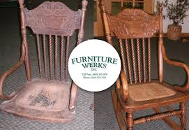 Baby Rocker Restored - Furniture Werks | Furniture Repair And ... Wooden Spindle Chair Repair Broken Playkizi Amazoncom Vanitek Total Fniture System 13pc Scratch Quality Fniture Repair Sun Upholstery Cane Rocking Chairs Mariobrosinfo Rocking Old Png Clip Art Library Repairing A Glider Thriftyfun Gripper Jumbo Cushions Nouveau Walmartcom Regluing Doweled Chairs Popular Woodworking Magazine Custom Made Antique Oak By Jp Designbuildrepair How To And Restore Bamboo Dgarden
