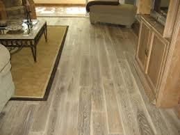 Pretty 8 Fake Wood Tile Flooring