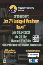 haßloch das gvh unplugged wohnzimmer konzert am 30 april