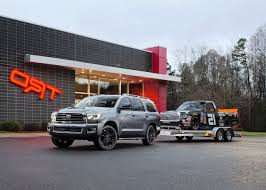 2018 Toyota Sequoia Towing Capacity - 2020 SUV Update Mitsubishi L200 Offers 35tonne Towing Capacity Myautoworldcom Thursday Thrdown Fullsized 12 Ton Pickup Trucks Carfax The Ford F150 Canadas Favorite Truck Mainland 10 Tough Boasting The Top Towing Capacity 2016 Toyota Tacoma Vs Tundra Chevy Silverado Real World Nissan Titan Xd V8 Platinum Reserve First Test Review Motor Towing Car Picture Update 6 Most Hightech Trucks Coming In 2017 Business Insider A Travel Trailer With A Cyl 4 Runner Traveler Reviews And Rating Trend Road 2015 Crewmax 44 Medium Duty Work Info