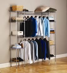 trendy design ideas free standing closet organizer stunning