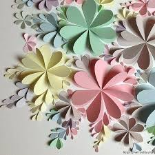 Paper Wall Art Best Decoration With Ideas Only On Creative Of Decor