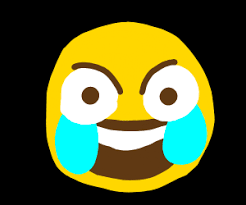 The Cursed Angry Crying Emoji FuntimeLolbit 2 11 Laughing With Lit Black Background