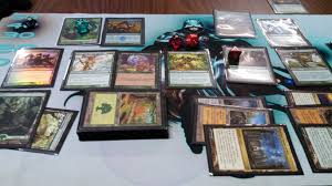 White Stuffy Doll Deck by Magic The Gathering Hectomagic A Commander Deck Blog