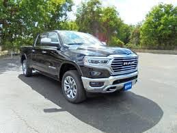 2019 Ram 1500 LARAMIE LONGHORN CREW CAB 4X4 6'4 BOX For Sale In ...