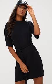 t shirt dress oversized u0026 slogan dresses prettylittlething usa