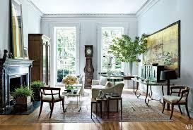 100 New York Apartment Interior Design Fashion Er Adam Lippess Historic Duplex In