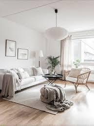 minimalist living room with wohnzimmer design