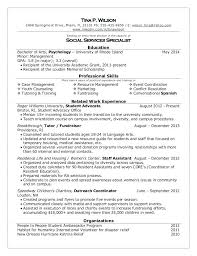 Spanish Resume Samples 2 Teacher Examples Medical Interpreter Sample