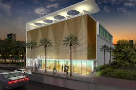 Self Storage Facility Designed To Blend In With Miami Beachs Party Scene