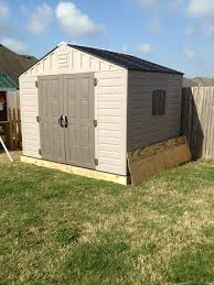 sheds rubbermaid sheds storage for lawn mower resin storage sheds