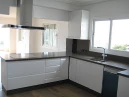 Muebles De Cocina Blanco Mate O Brillo – Ocinel