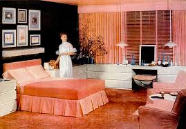 Bedroom 1955 By Peppermint Kiss Via Flickr