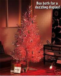 Repro Vintage 6ft Aluminum CHRISTMAS TREE COLOR WHEEL