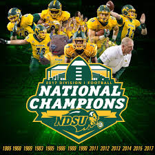 2018 NCAA Division I Football FCS Championship Program