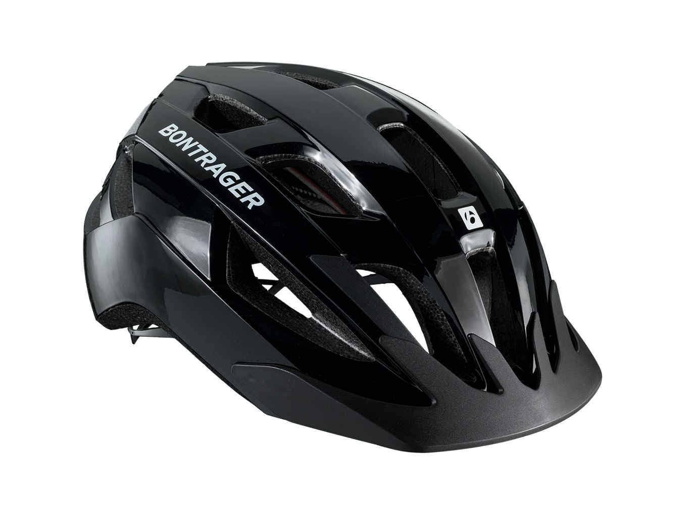 Bontrager Solstice Bike Helmet - Black - Medium/Large
