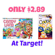 Candy Land Or Cootie Games Only 289 At Target