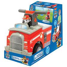 PAW Patrol - Fire Truck Ride-On Marshall - Jakks Pacific - Toys