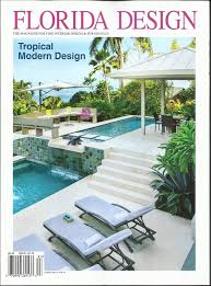 100 Modern Design Magazines Amazoncom FLORIDA DESIGN MAGAZINE TROPICAL MODERN DESIGN