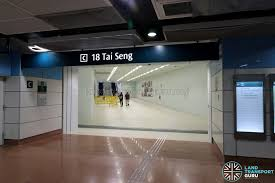 100 Exit C Tai Seng MRT Station Dec17 1 Land Transport Guru
