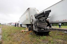 100 Truck Driver Accident UPS Driver Killed 2 Injured In I20 Truck Accident In Newton County