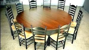 Extendable Dining Table Seats 12 Large Room Tables Oval