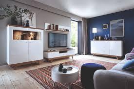 wohnzimmer garnitur set wohnwand sideboard vitrine regal design hotel möbel neu