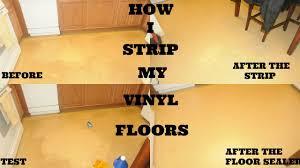 Zep Heavy Duty Floor Stripper how i strip my vinyl floors youtube