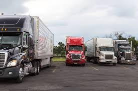 Trucking Makes A Comeback, But Small Operators Miss Out - WSJ