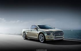 Future Cars: Drafting A Modern Light-Duty Pickup Truck For Ford ...