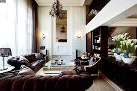 Modern Classic Living Room Design Photos