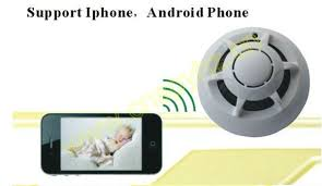 720p Iphone android Smart Phone P2p Home Security Camera Ufo Wifi