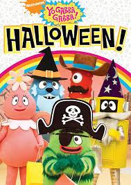 Spongebob Halloween Dvd Episodes by Amazon Com Yo Gabba Gabba Halloween Yo Gabba Gabba U0026 Tv