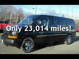 2007 Chevrolet Express LS 1500 Passenger Van For Sale In East Windsor NJ