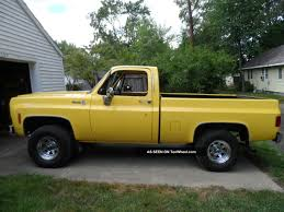 Classic 1977 Chevy Silverado 4x4 C10 Related 1977 Chevy Trucks 1978 1980 1976 Chevy Silverado 4x4 C10 Steve And Susie F Lmc Truck Life 77 For Sale Icifrancecom Chevrolet C20 Pickup 34 Ton 454 91100 Miles Th400 Car Brochures Chevrolet Gmc Ss Youtube Dealer Keeping The Classic Look Alive With This Shortbed Stepside 1500 12 For Extended Cab Wwwtopsimagescom Silverado Short Bed Designs
