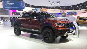 100 Ranger Truck Ford Storm Black Edition Debut As Darkly Styled S