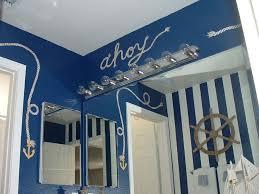 Royal Blue Bathroom Wall Decor by Best 25 Blue Nautical Bathrooms Ideas On Pinterest Nautical