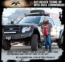 Duck Dynasty And Buck Commander - Skyjacker Suspensions Willies Food Truck Park Joins Duck Dynasty Family Of Attractions Dub Magazine Willie Robertson The Truck Commander Photo By Dpowell1 From Seveca Sc Commander Ccfr February 14 2013 Deer Hunting Duck Buck Vanity License Plate Car Chevy Silverado By Skyjacker West Monroe La The Lundy 5 La Pinterest Dynasty And Decals For Trucks Oregon Ducks Combat Decal Window