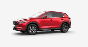 2017 Mazda CX 5 Crossover SUV Fuel Efficient SUV