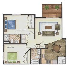 Building Floor Plan Colors Floor Plans Willow Falls Condos