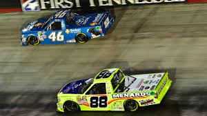 100 Truck Series NASCAR At Crossroad With Teams Shutting Down Impending