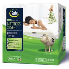 Memory Foam Mattress Pads and Toppers