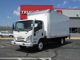 100 Npr Truck 2018 Isuzu Hd 16 Ft Box Van For Sale 589521 Intended For