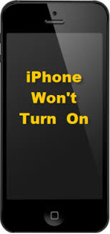 what to do when iPhone won t turn on