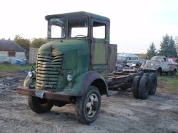 100 1939 Gmc Truck ULTRA RARE GMC 6x6 Military COE Big Rigs Pinterest