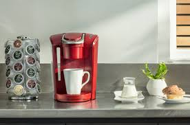 The K SelectTM Coffee Maker Features A Strong Brew Setting For Bolder And