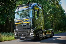 100 Who Owns Volvo Trucks Continental Presents FH As Demo Truck At IAA Commercial Vehicles