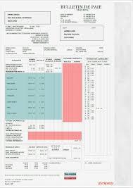 infographie la fiche de paie simplifiée décortiquée l express l
