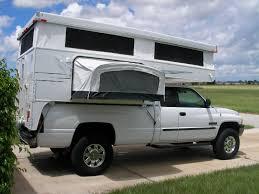100 Camper Truck Bed Four Wheel Fleet Walkaround Pop Up Custom Jeep