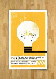 25 Ways To Design An Awesome Poster And Create A Buzz For Your